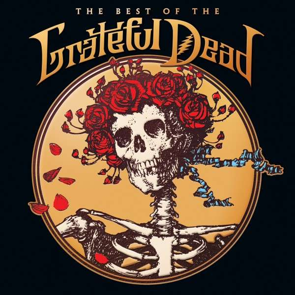 Copertina Disco Vinile 33 giri The Best of the Grateful Dead [2 LP] di Grateful Dead