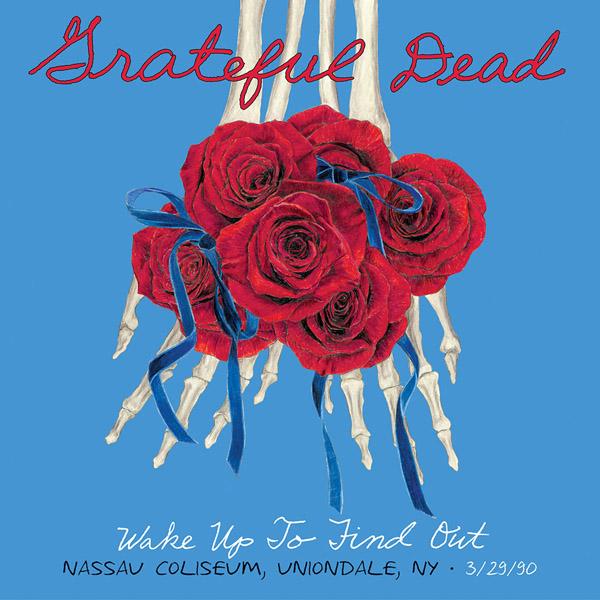 Copertina Disco Vinile 33 giri Wake Up To Find Out  di Grateful Dead