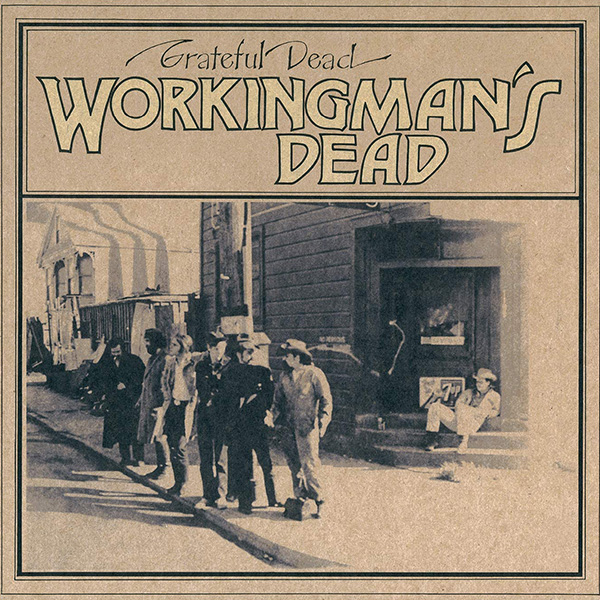 Copertina Vinile 33 giri Workingman's Dead di Grateful Dead