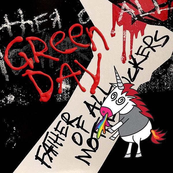 Copertina Vinile 33 giri Father of All Motherfuckers di Green Day