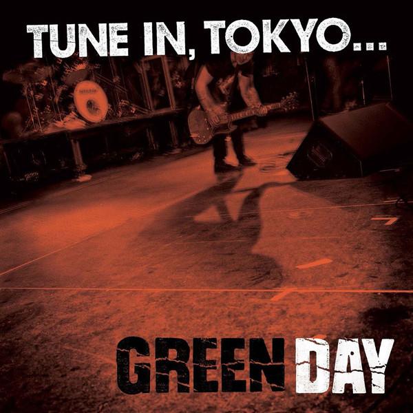 Copertina Disco Vinile 33 giri Tune in Tokyo di Green Day