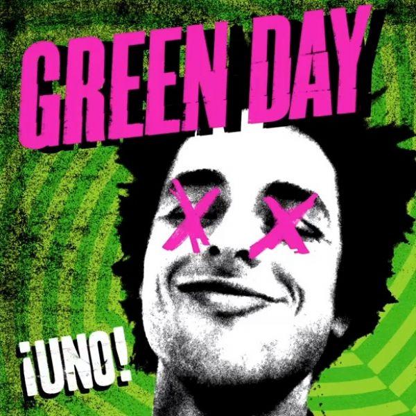 Copertina Disco Vinile 33 giri ¡Uno! di Green Day