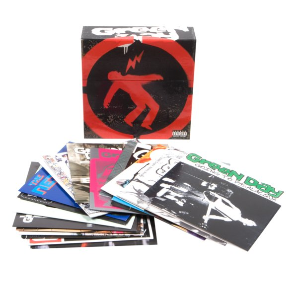 Copertina Disco Vinile 33 giri Ultimate Collectors Green Day  di Green Day