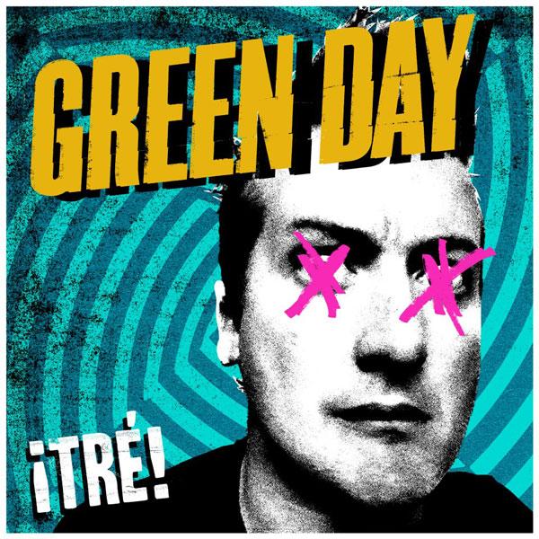 Copertina Disco Vinile 33 giri ¡Tre! di Green Day