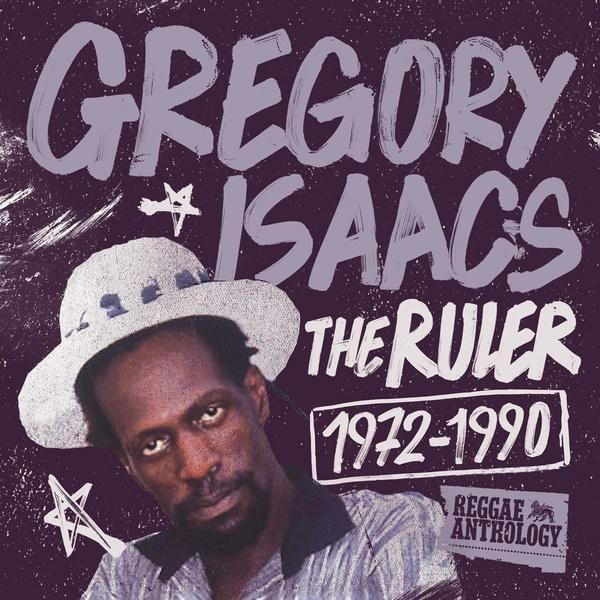 Copertina Disco Vinile 33 giri The Ruler 1972-1990 di Gregory Isaacs