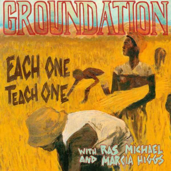 Copertina Disco Vinile 33 giri Each One Teach One [2 LP] di Groundation