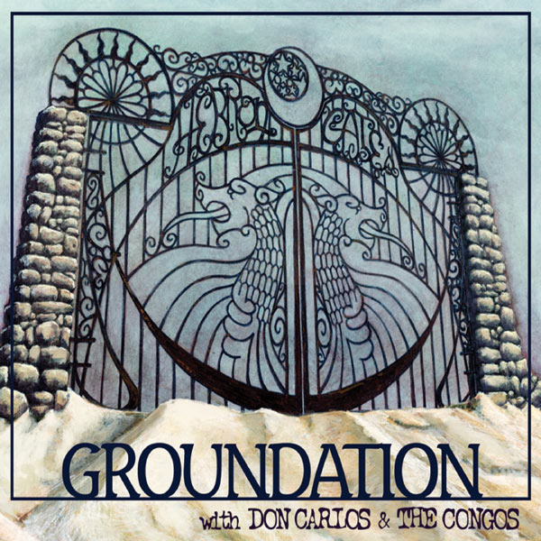 Copertina Disco Vinile 33 giri Hebron Gate [2 LP] di Groundation