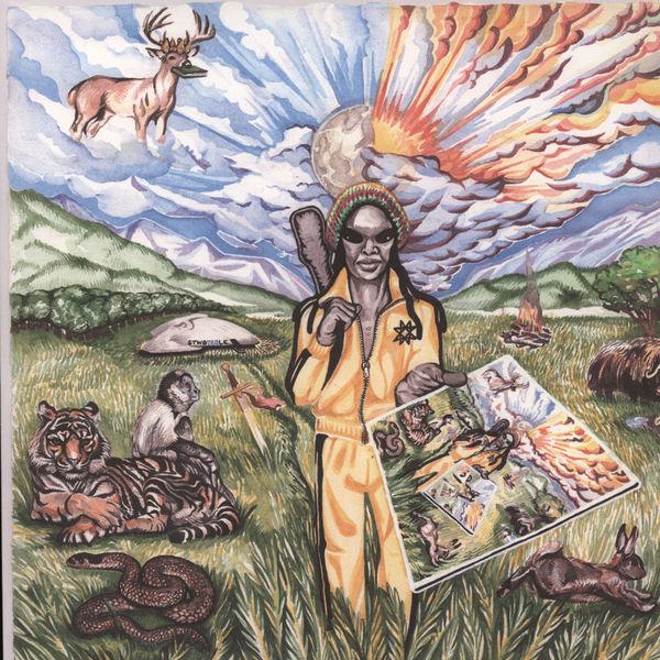 Copertina Disco Vinile 33 giri See the World Given to a One Love Entity di Guardian Alien