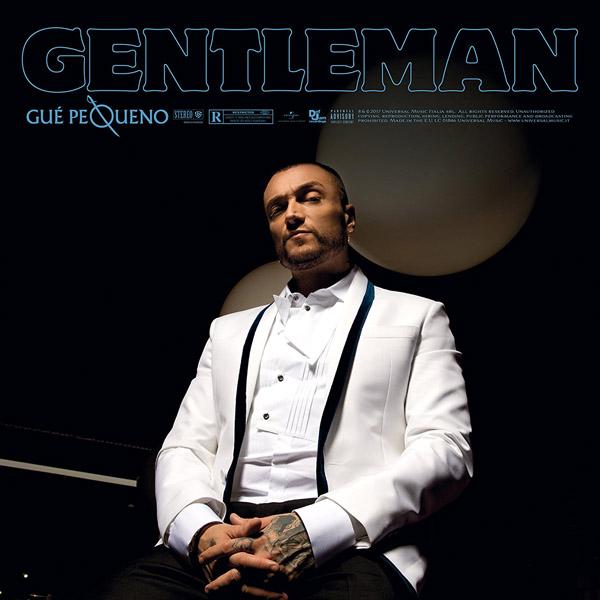 Copertina Vinile 33 giri Gentleman [2LP + CD] di Gue Pequeno