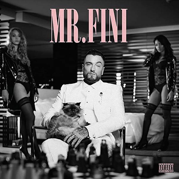 Copertina Vinile 33 giri Mr. Fini [2 LP] di Gue Pequeno