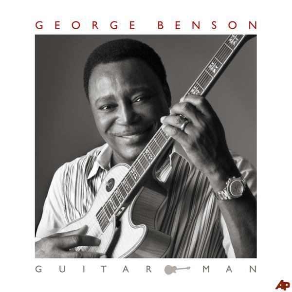 Copertina Disco Vinile 33 giri Guitar Man di George Benson