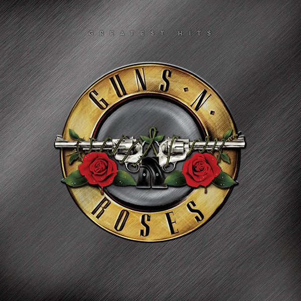 Copertina Vinile 33 giri Greatest Hits [2 LP] di Guns'N'Roses