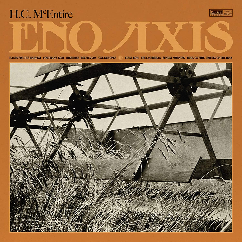 Copertina Vinile 33 giri Eno Axis di H.C. Mcentire