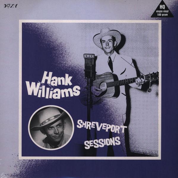 Copertina Disco Vinile 33 giri Shreveport Sessions [2 LP] di Hank Williams
