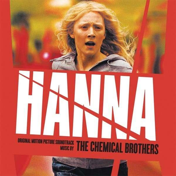 Copertina Disco Vinile 33 giri Hanna [Soundtrack LP] di The Chemical Brothers