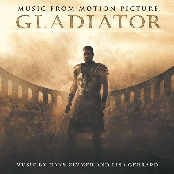 Copertina Vinile 33 giri Il Gladiatore [Soundtrack 2xLP] di Hans Zimmer
