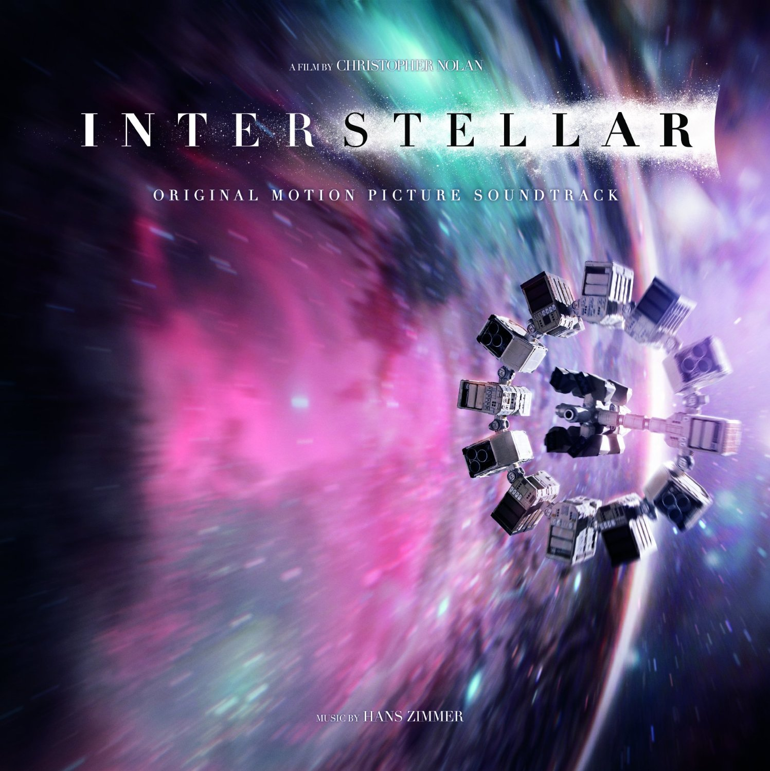 Copertina Disco Vinile 33 giri Interstellar [Soundtrack 2xLP] di Hans Zimmer