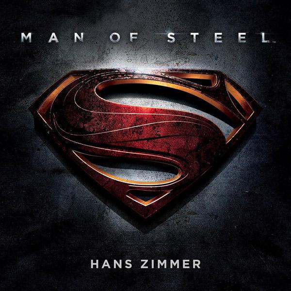 Copertina Disco Vinile 33 giri L'uomo d'acciaio [Soundtrack 2xLP] di Hans Zimmer