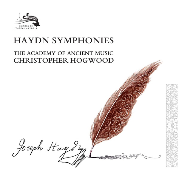 Copertina Disco Vinile 33 giri Haydn Symphonies [32CD] di Christopher Hogwood