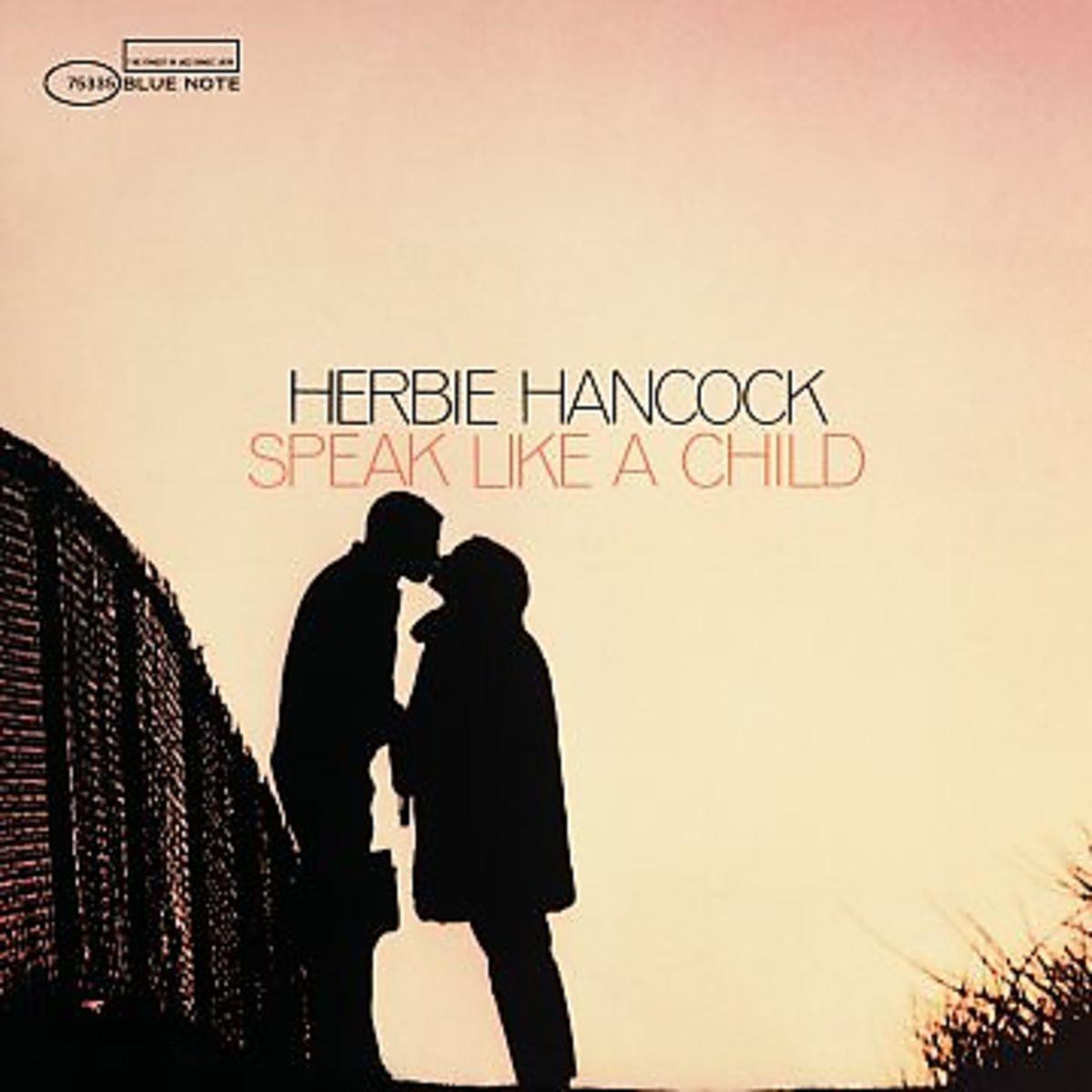 Copertina Disco Vinile 33 giri Speak Like a Child di Herbie Hancock