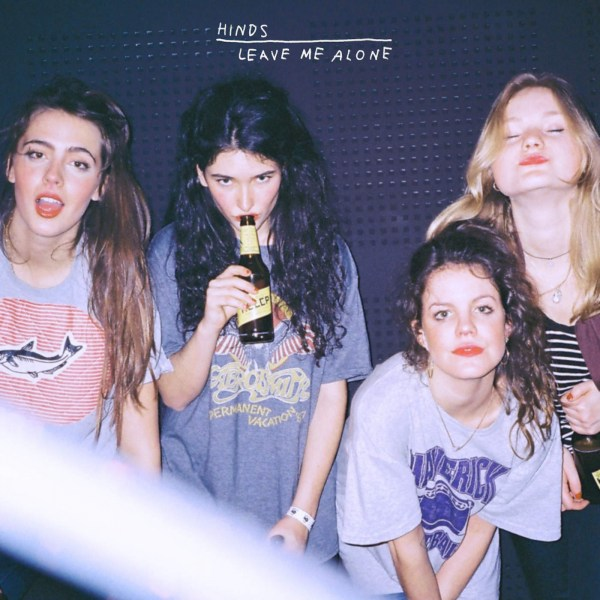 Copertina Disco Vinile 33 giri Leave Me Alone di Hinds