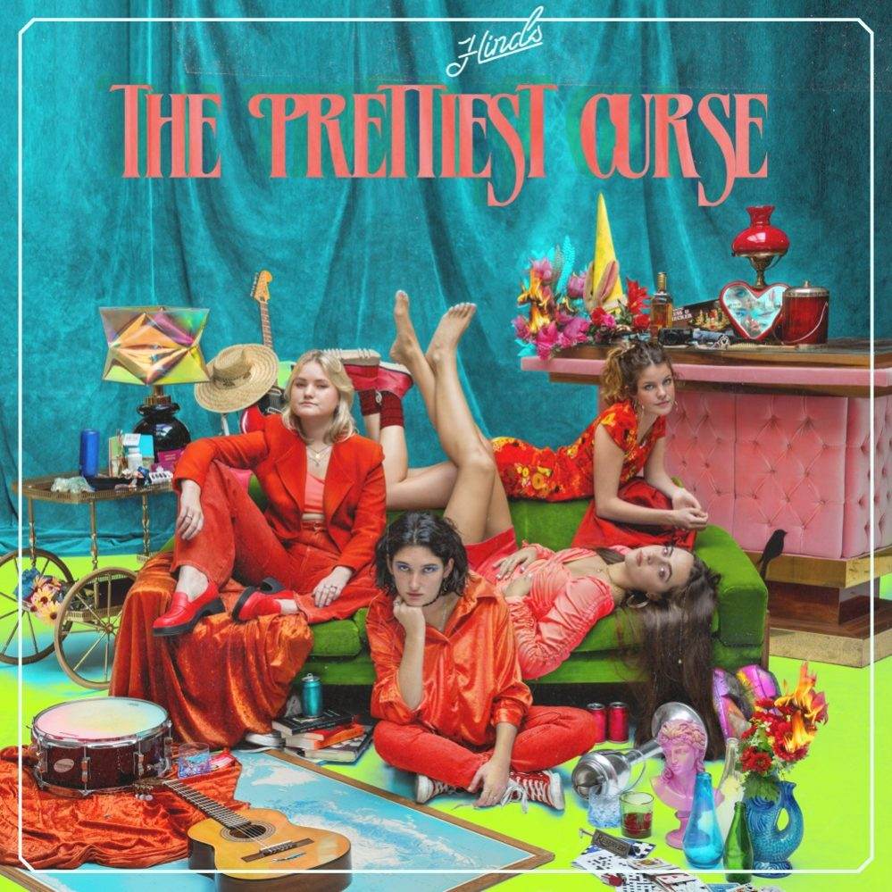 Copertina Vinile 33 giri The Prettiest Curse di Hinds