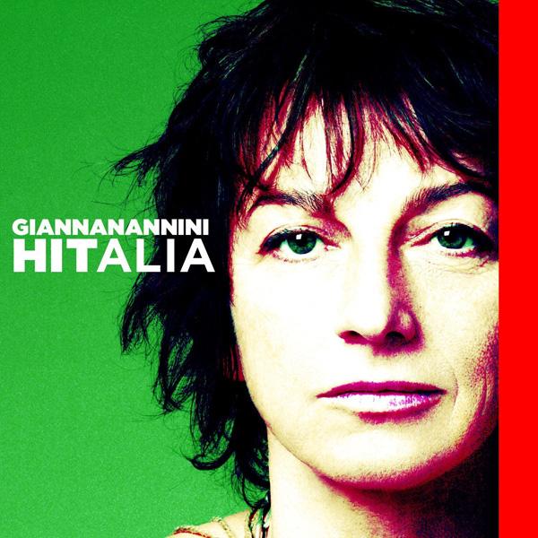 Copertina Disco Vinile 33 giri Hitalia [2 LP] di Gianna Nannini