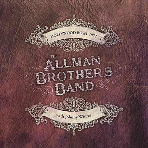 Copertina Disco Vinile 33 giri Hollywood Bowl 1972 [2 LP] di The Allman Brothers