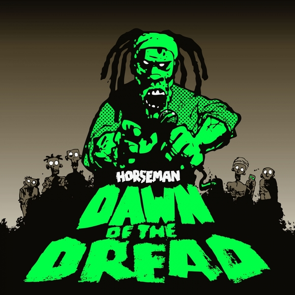 Copertina Vinile 33 giri Dawn Of The Dread di Horseman