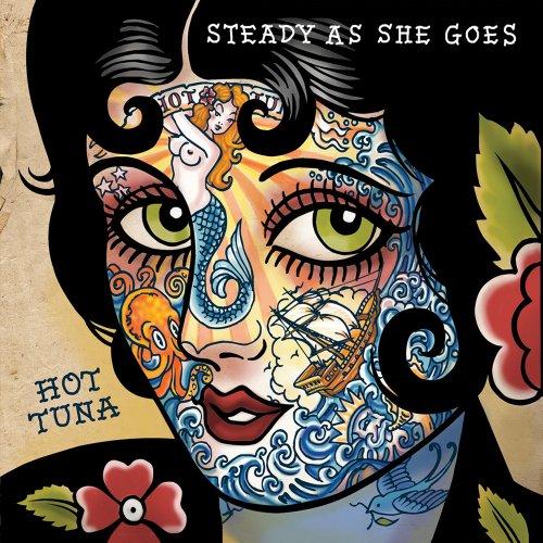 Copertina Disco Vinile 33 giri Steady As She Goes [2 LP] di Hot Tuna