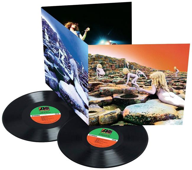 Copertina Disco Vinile 33 giri Houses of the Holy [2 LP] di Led Zeppelin