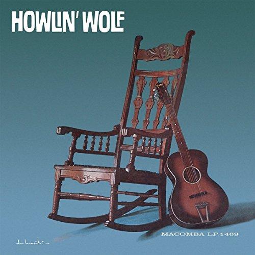 Copertina Vinile 33 giri Howlin Wolf di Howlin Wolf