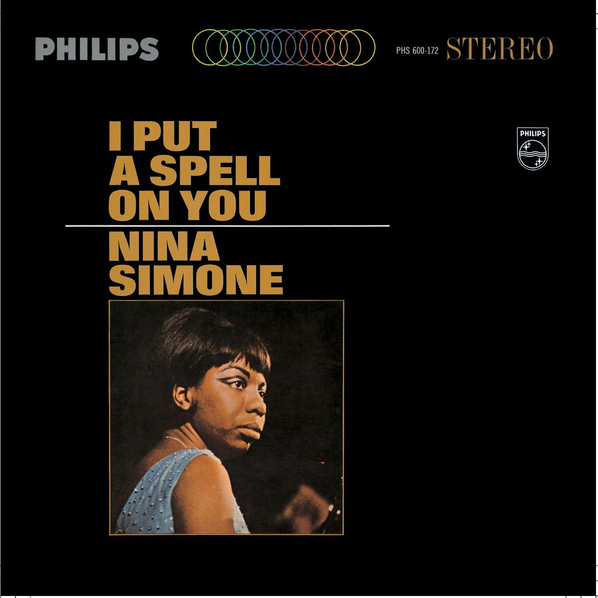 Copertina Disco Vinile 33 giri I Put a Spell on You di Nina Simone
