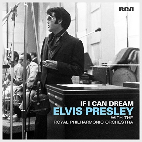 Copertina Disco Vinile 33 giri If I Can Dream [2 LP] di Elvis Presley