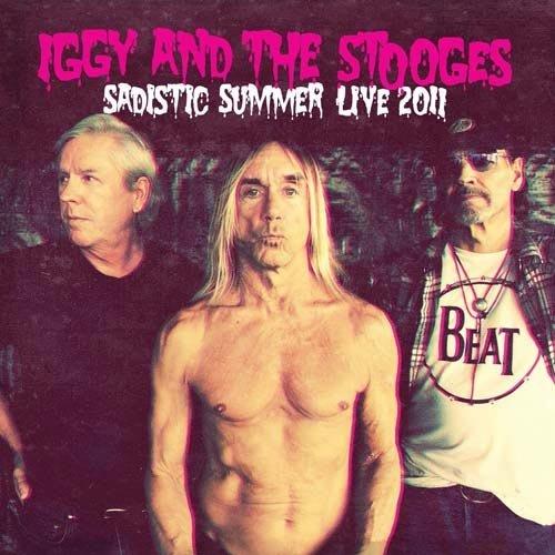 Copertina Disco Vinile 33 giri Sadistic Summer - Live 2011 di Iggy And The Stooges