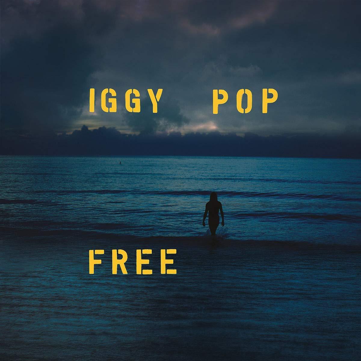 Copertina Vinile 33 giri Free di Iggy Pop