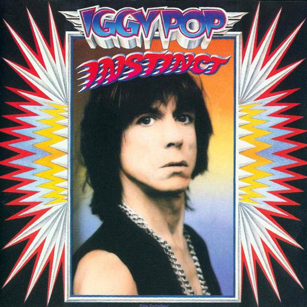 Copertina Disco Vinile 33 giri Instinct di Iggy Pop