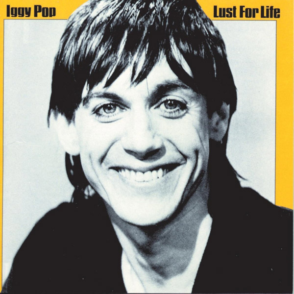 Copertina Vinile 33 giri Lust For Life di Iggy Pop