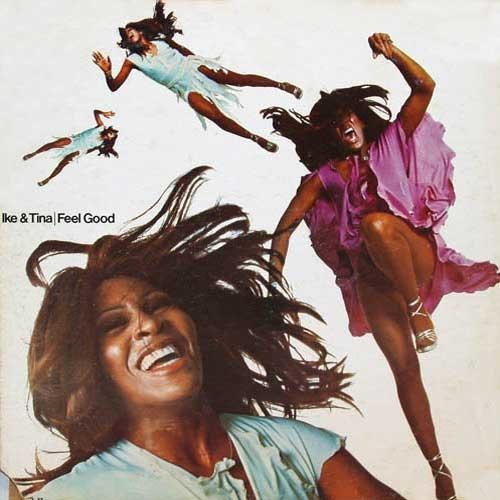 Copertina Disco Vinile 33 giri Feel Good di Tina Turner