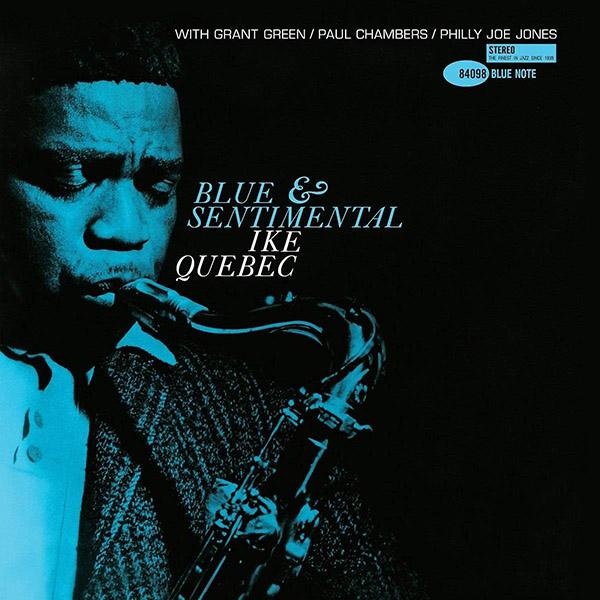 Copertina Vinile 33 giri Blue & Sentimental di Ike Quebec