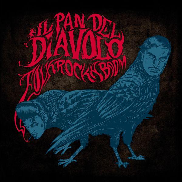 Copertina Disco Vinile 33 giri FolkRockaBoom di Il Pan Del Diavolo