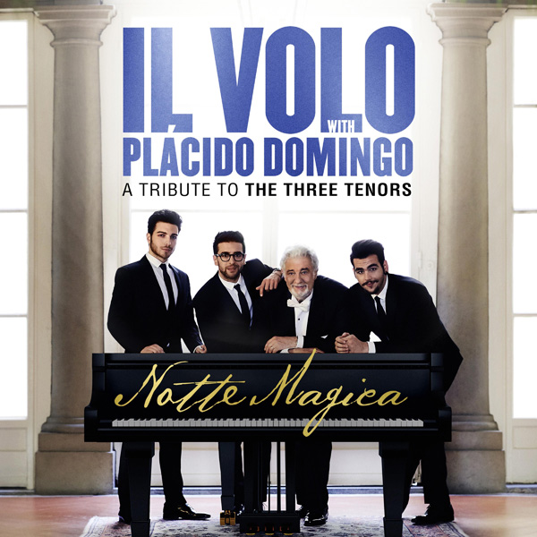 Copertina Disco Vinile 33 giri Notte Magica [2 LP] di Il Volo