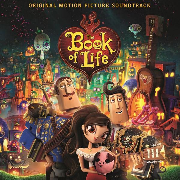 Copertina Disco Vinile 33 giri Il libro della vita [Soundtrack 2xLP] di