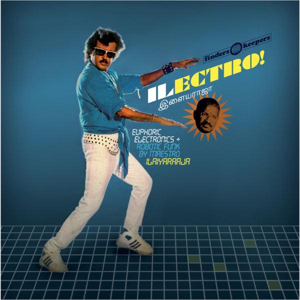 Copertina Disco Vinile 33 giri Ilectro! [2 LP] di Ilaiyaraaja