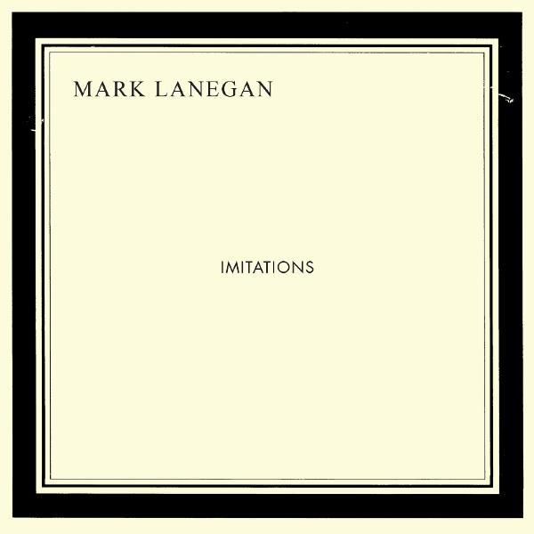 Copertina Disco Vinile 33 giri Imitations di Mark Lanegan