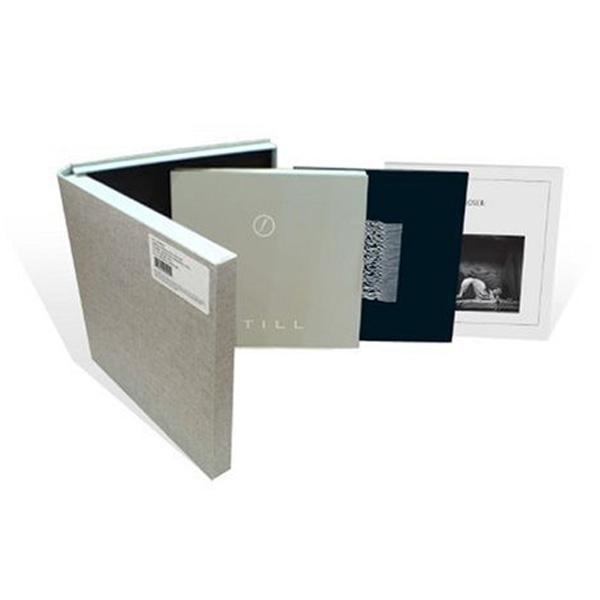 Copertina Disco Vinile 33 giri In Memory - Vinyl Box Set [Cofanetto 4xLP] di Joy Division