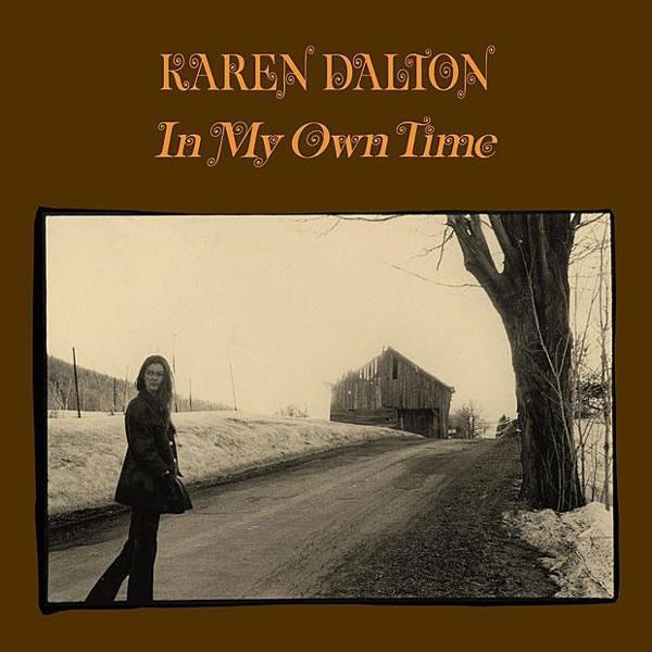 Copertina Disco Vinile 33 giri In My Own Time di Karen Dalton