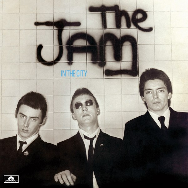 Copertina Disco Vinile 33 giri In The City di The Jam