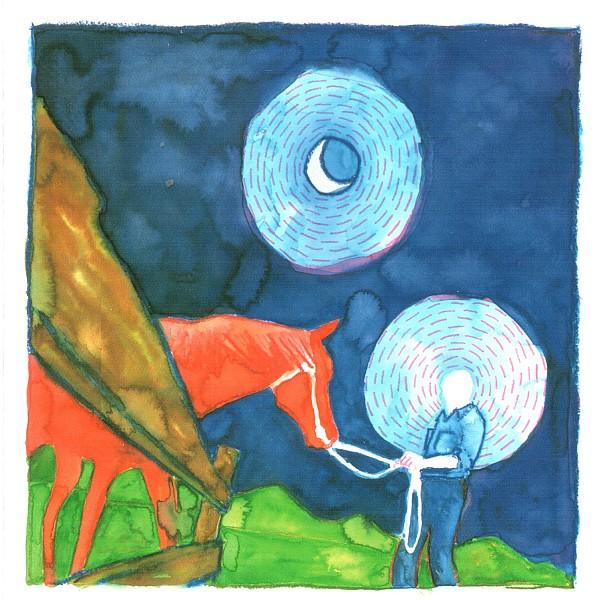 Copertina Disco Vinile 33 giri In the Reins [EP] di Calexico
