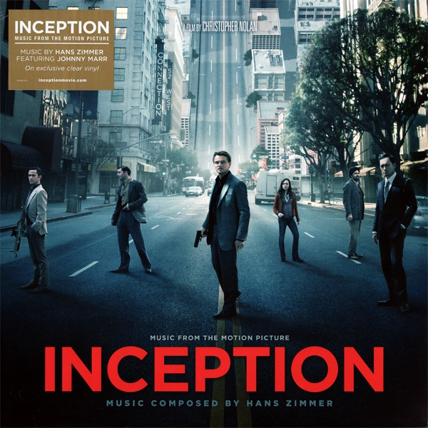 Copertina Disco Vinile 33 giri Inception [Soundtrack LP] di Hans Zimmer